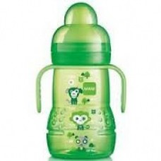 MAM Trainer 220ml 4+ mesi Verde